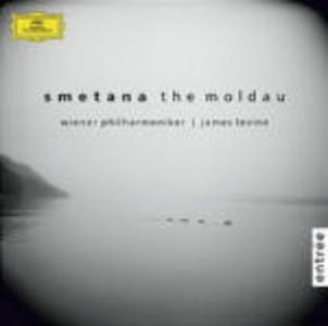CD La Moldava (Die Moldau) - La mia patria (Ma Vlast) di Bedrich Smetana
