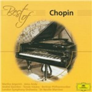 CD Best of di Fryderyk Franciszek Chopin