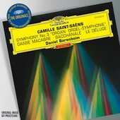 CD Sinfonia n.3 - Danze Macabra - Bacchanale - Le Deluge Camille Saint-Saëns Daniel Barenboim Chicago Symphony Orchestra