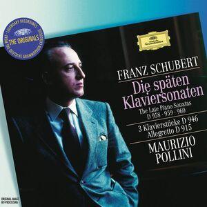 CD Sonate per pianoforte D958, D959, D960 di Franz Schubert