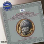 CD Le quattro stagioni Antonio Vivaldi English Concert Trevor Pinnock