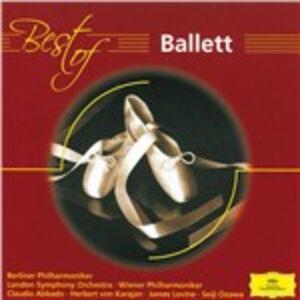 CD Best of Ballett