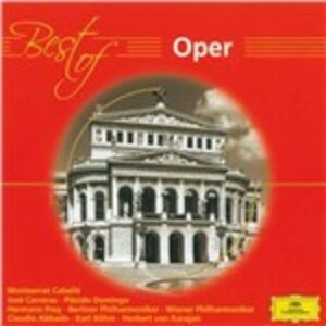 Best of Oper - CD Audio