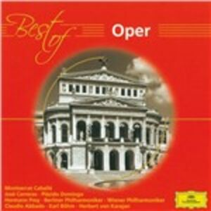 CD Best of Oper
