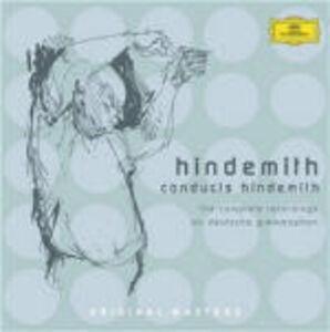 CD Registrazioni su Deutsche Grammophon di Paul Hindemith