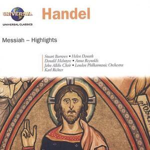 Il Messia - CD Audio di Georg Friedrich Händel