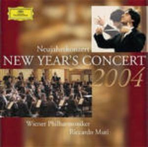 CD Concerto di Capodanno 2004