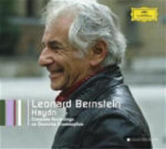 Complete Recordings on Deutsche Grammophon - CD Audio di Leonard Bernstein,Franz Joseph Haydn