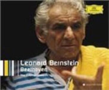 Sinfonie complete - CD Audio di Ludwig van Beethoven,Leonard Bernstein,Wiener Philharmoniker