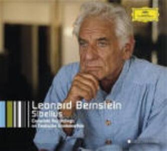 CD Complete Recordings on Deutsche Grammophon di Jean Sibelius