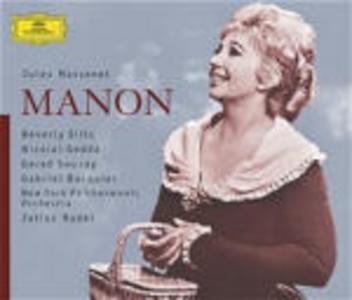 CD Manon di Jules Massenet