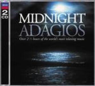 Midnight Adagios - CD Audio