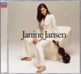 CD Janine Jansen