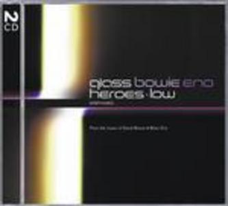 CD Heroes & Low Symphonies di Russell Davies
