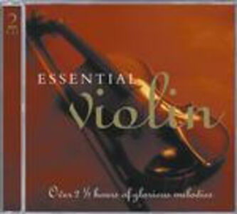 CD Essential Violin