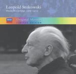 Registrazioni 1965-1972 - CD Audio di Leopold Stokowski