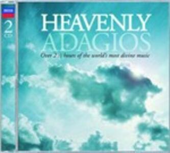 Heavenly Adagios - CD Audio