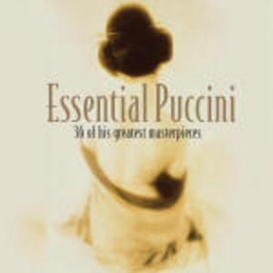 CD Essential Puccini di Giacomo Puccini
