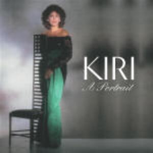 Kiri: Ritratto - CD Audio di Kiri Te Kanawa