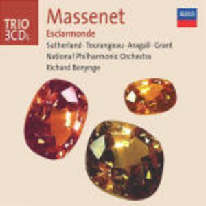 CD Esclarmonde di Jules Massenet