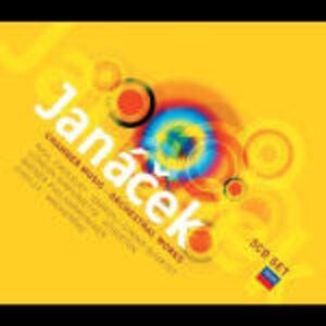 CD Musica da camera di Leos Janacek
