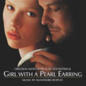 CD La Ragazza con L'orecchino di Perla (Colonna Sonora)
