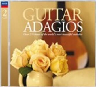 Guitar Adagios - CD Audio