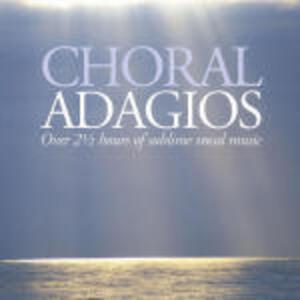Choral Adagios - CD Audio