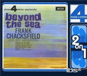 CD Beyond the Sea di Frank Chacksfield