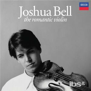 CD Romantic violin