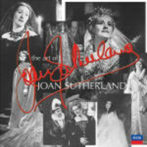 CD The Art of Joan Sutherland
