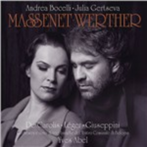 CD Werther di Jules Massenet
