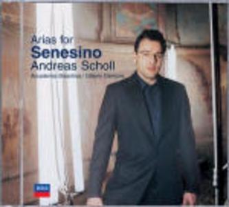 CD Arie per Senesino