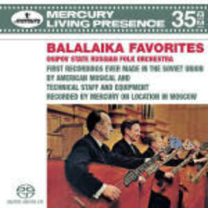 CD Balalaika Favorites