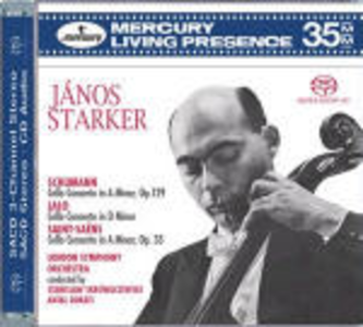 CD Concerto per violoncello di Robert Schumann