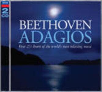 CD Adagios di Ludwig van Beethoven