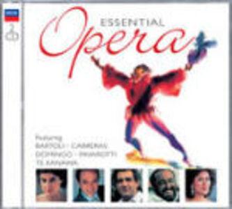 Foto Cover di Essential Opera, CD di  prodotto da Decca