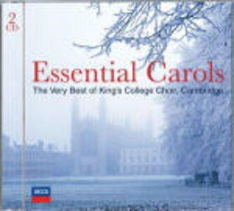 CD Essential Carols