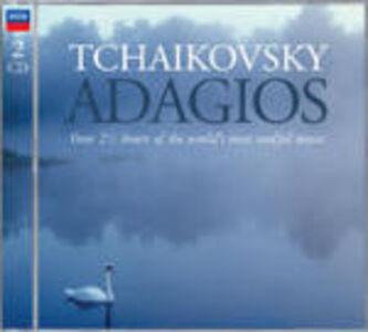 CD Adagios di Pyotr Il'yich Tchaikovsky
