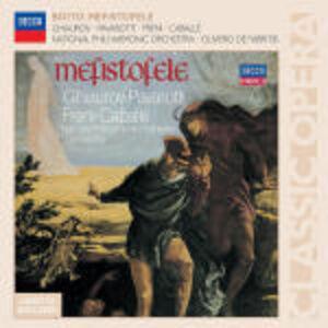 CD Mefistofele di Arrigo Boito