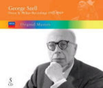 Foto Cover di Decca & Philips Recordings 1951-'69, CD di George Szell, prodotto da Decca