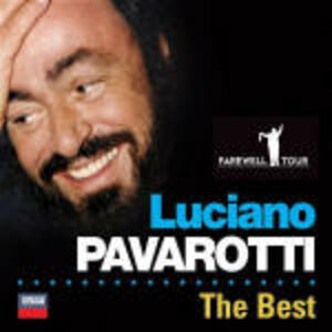 CD Luciano Pavarotti. The Best