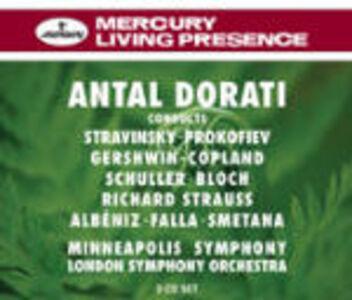 CD Antal Dorati Conducts