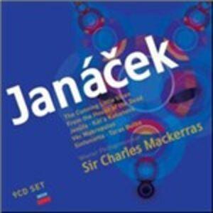 CD Janacek di Leos Janacek