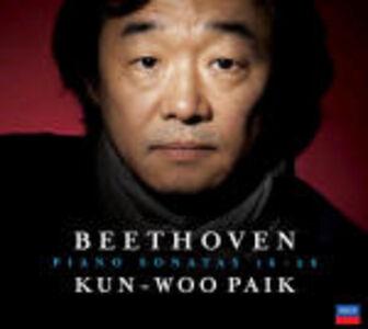 CD Sonate per pianoforte n.16, n.17, n.18, n.19, n.20, n.21, n.22, n.23, n.24, n.25, n.26 di Ludwig van Beethoven