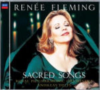 Sacred Songs - CD Audio di Renée Fleming,Royal Philharmonic Orchestra,Andreas Delfs