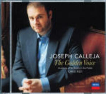 The Golden Voice - CD Audio di Joseph Calleja