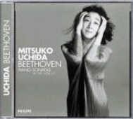 CD Ultime sonate per pianoforte Ludwig van Beethoven Mitsuko Uchida