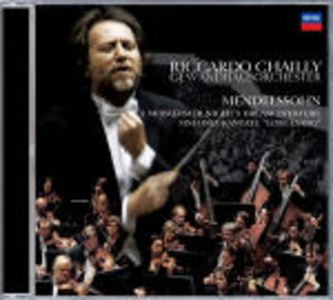 CD Sinfonia-Cantata Lobgesang di Felix Mendelssohn-Bartholdy