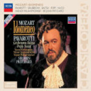 CD Idomeneo di Wolfgang Amadeus Mozart